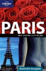 Cover Lonely Planet Cityguide Paris