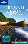 Cover Lonely Planet Cornwall, Devon & Südwestengland
