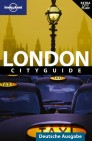 Cover Lonely Planet Cityguide London