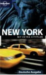 Cover Lonely Planet Cityguide New York