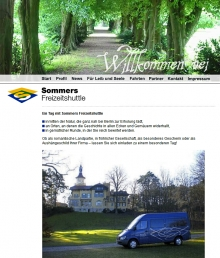 Screenshot Sommers-Freizeitshuttle